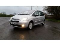 *!*BARGAIN*!* 2007 Citroen Picasso 1.6 16v Desire 2 **FULL YEARS MOT** **ONLY 2 OWNERS FROM NEW**