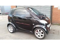 SMART FORTWO PASSION BRABUS LOW MILES - IMMACULATE - SH - LONG MOT NOV 2017