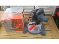 Compound Mitre Saw 190 mm. Performance Model FMTC 190MS