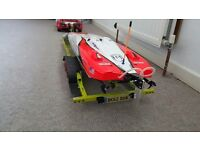 Rc trailer boat