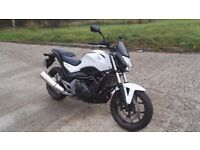 2016 Honda NC 750 SA-E Only 4k 1 Owner Full Honda Service History Excellent Condition