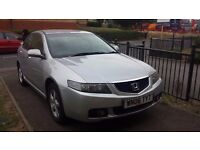 Honda Accord 2.2 Manual, Diesel, colour silver, great condition,