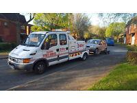 24 Hour Recovery Service. Tamworth, Birmingham, Burton, Nuneaton, West Midlands