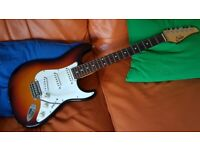 Suhr Classic Stratocaster Antique SSS