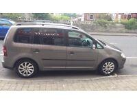 🚘 Volkswagen Touran 1.9TDI 7 seater cheap car ❗️