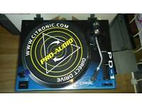 Citronic pd-1 turntable.