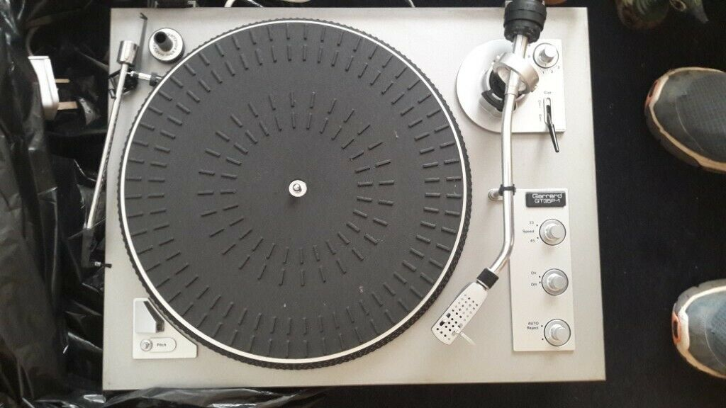 Vinyl Player, Garrard GT35P-1, Vintage 1970's, 2-Speed, Manual, Belt Drive   Perfect Condition | in Somerset | Gumtree