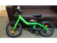 Orbea Grow 1 16 inch Children's bike
