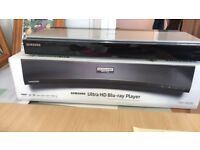 Samsung Ultra Blu-Ray Player UBD-K8500