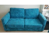 DFS Sofa Bed and a Snuggly Chair