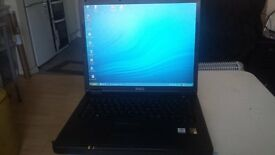 1 Dell Laptop and software to sell.