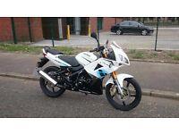 125 cc lexomoto xtrs