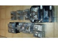 Sockets and Switches Polisher Chrome/New...64 items all together...