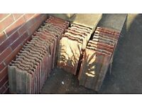 FREE Marley roof tiles red / brown colour