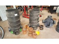 Job Lot assorted surplus drain items