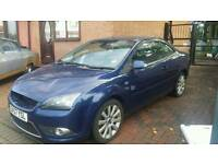 Ford focus convertible (20,000miles) (Needs Tlc)