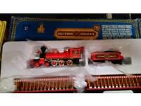 Walt disney world rr ho-scale electric train set