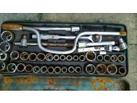 Camasa set of tools in good used condition! Can deliver or post