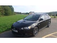 Mitsubishi Lancer 2.0 Ralliart GS SST 5dr - With Mods
