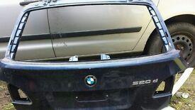 BMW 5 series e61 tailgate 2009