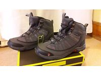 Mens Grey Walking Boots. Size 7. Waterproof. OFFERS CONSIDERED