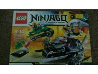 lego 70722 ninjago rare