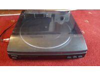 Aiwa Automatic Turntable/Record Player Deck Hi-Fi Separate PX-E850 pre amp built in