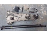 Mazda RX8 231 6 Speed Gearbox kit for duratec Zetec Pinto Essex Conversion Fast Ford