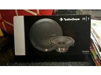 "Rockford fosgate 5.25"" speakers"