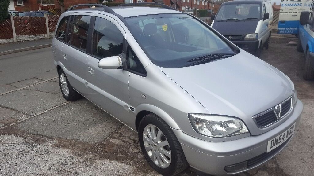 2005 Vauxhall zafira 2.0 dti