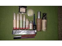 Used cosmetics for free