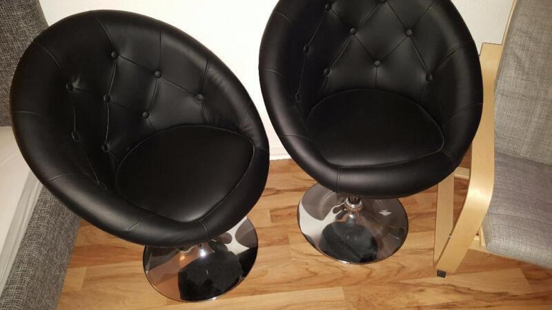 2 x lounge sessel in d sseldorf bezirk 3 ebay kleinanzeigen. Black Bedroom Furniture Sets. Home Design Ideas