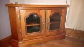 TV CABINET. Very good condition.