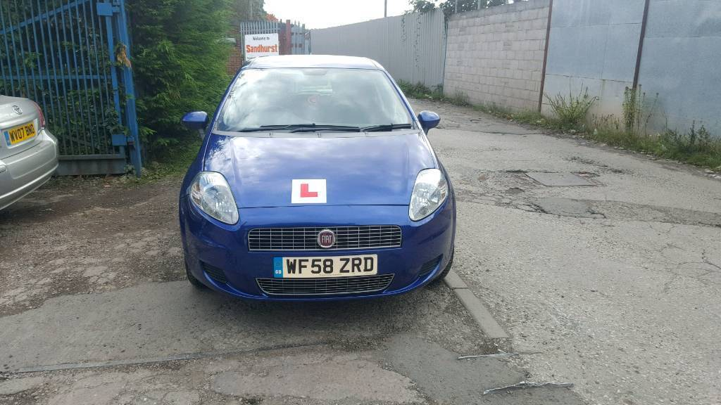 Fiat punto 1.4 LOW MILES 54850