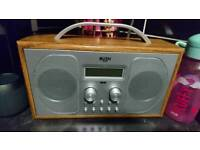 Bush dab radio