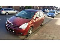 2005 TOYOTA COROLLA VERSO BREAKING FOR SPARES IN RED