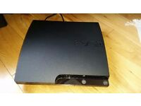PS3 160GB Slim, DualShock Controller, 12 Games(GTA5). Perfect condition