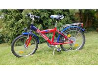 Bike 20 inch TRAVERS
