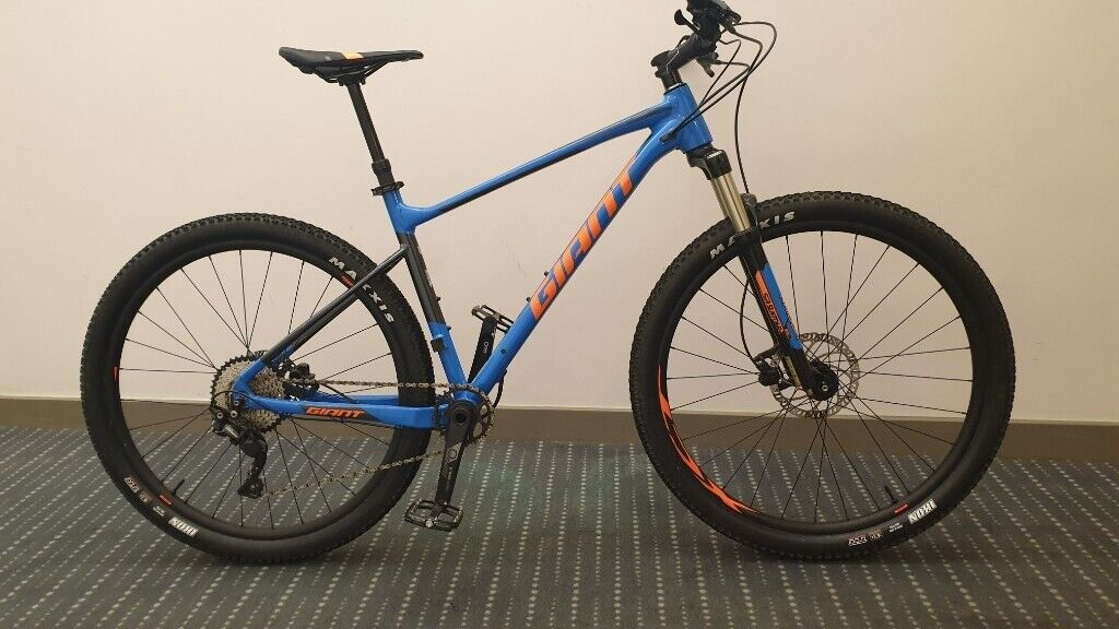 02d21ede27c Giant Fathom 2 29er 2019 Size Large Mountain Bike With Seat Dropper Post +i