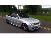 BMW 3 SERIES 2006 318CI M SPORT 2D 143 BHP
