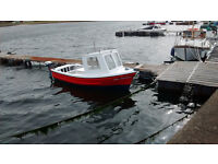 fishing boat oyster 16