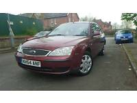 Ford Mondeo 1.8 LX, great family car, drives perfect