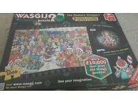 Wasgij the mystery shopper jigsaw