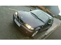 BMW 3 LOW MILEAGE!!! NEW MOT!!!