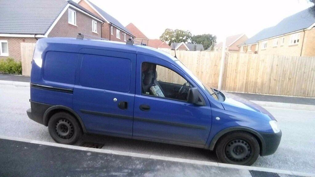 Vauxhall Combo 1.3 Turbo - Ex British Gas van