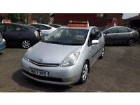 07REG PRIUS T3 134K FULL TOYOTA HISTORY ONE LADY OWNER FROM BRAND NEW HPI CLEAR ANY INSPECTION