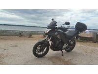 Honda CB500X 2014 2 Owners, ABS, Heated Grips, New Tyres