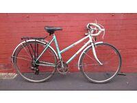 Raleigh Impulse Road Bike