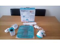 AngelCare AC401 Movement and Sound Baby Monitor - As new