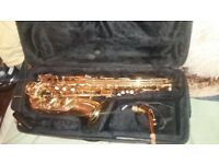 alto saxophone ,, is no name read in